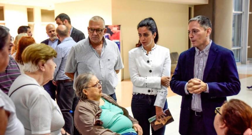 """Volnovich: """"Nos presentamos con escribanos para certificar la situación del Hospital del PAMI en Esteban Echeverría que está absolutamente arrasado"""""""