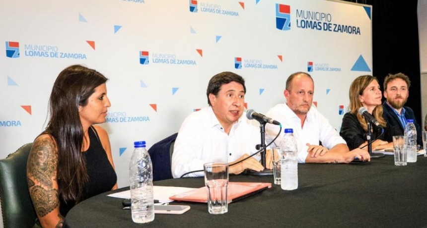 Insaurralde y Daniela Vilar presidirán el ´Consejo de Lomas de Zamora y Argentina contra el Hambre´