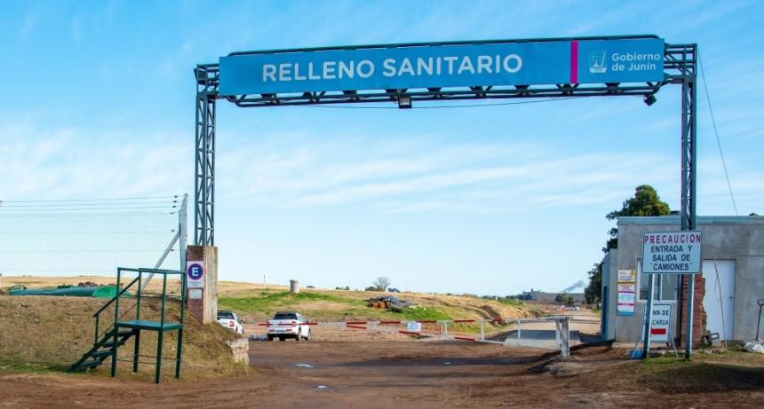 Junín: El Municipio resalta los avances que tuvieron los recuperadores del Relleno Sanitario