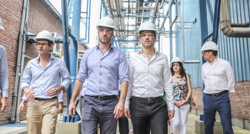 """Achával junto al Ministro Costa en Pilar: """"Estamos trabajando junto a Provincia y Nación para reactivar nuestra producción"""""""