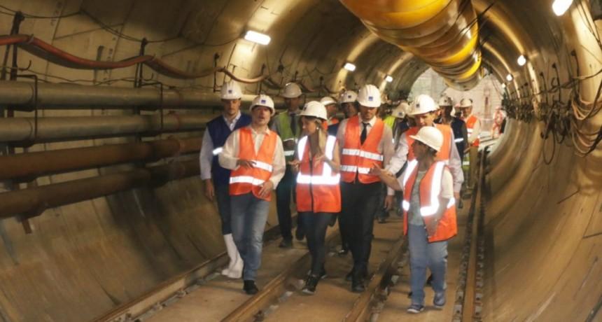 Avellaneda: Obra troncal de cloacas beneficiará a más 2,3 millones de habitantes del área Metropolitana