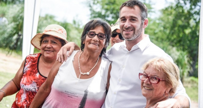 "Pilar: Achával lanzó ""Verano a lo Grande"", programa destinado a beneficiar a los adultos mayores"