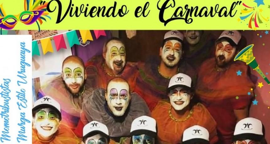 Gral. Rodríguez: El sábado 1° se comienza a vivir el carnaval en el predio de la Estación