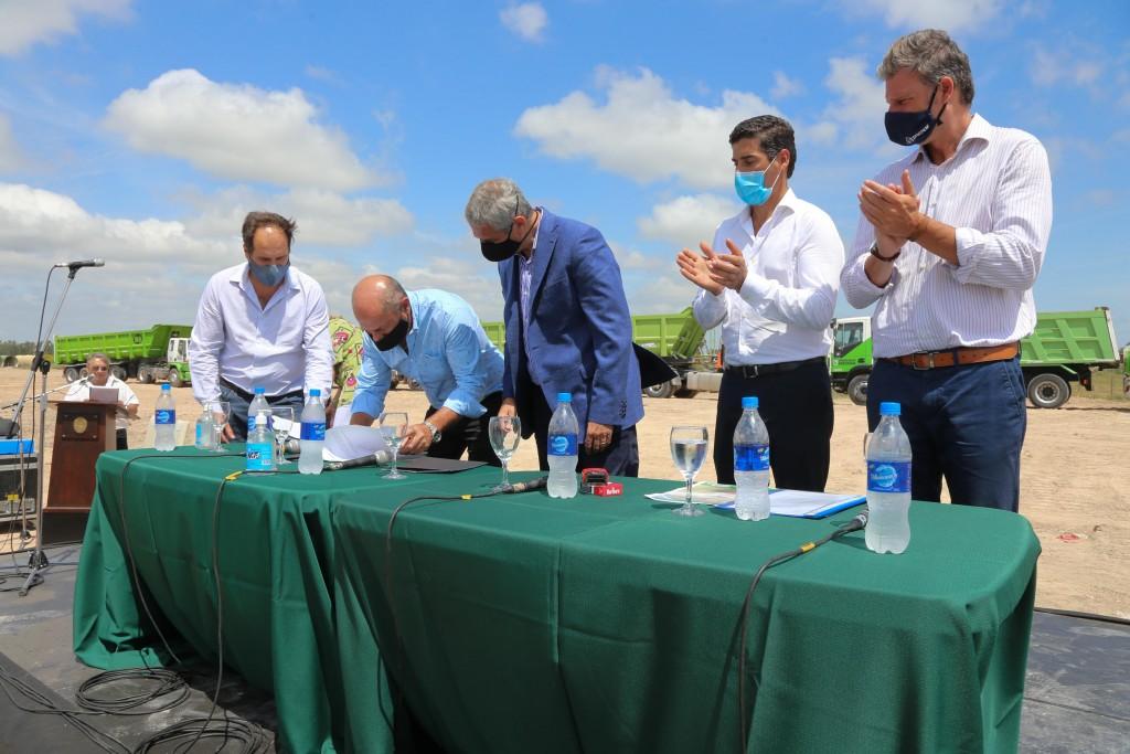 Ensenada: Planes de Viviendas en el nuevo barrio en Punta Lara