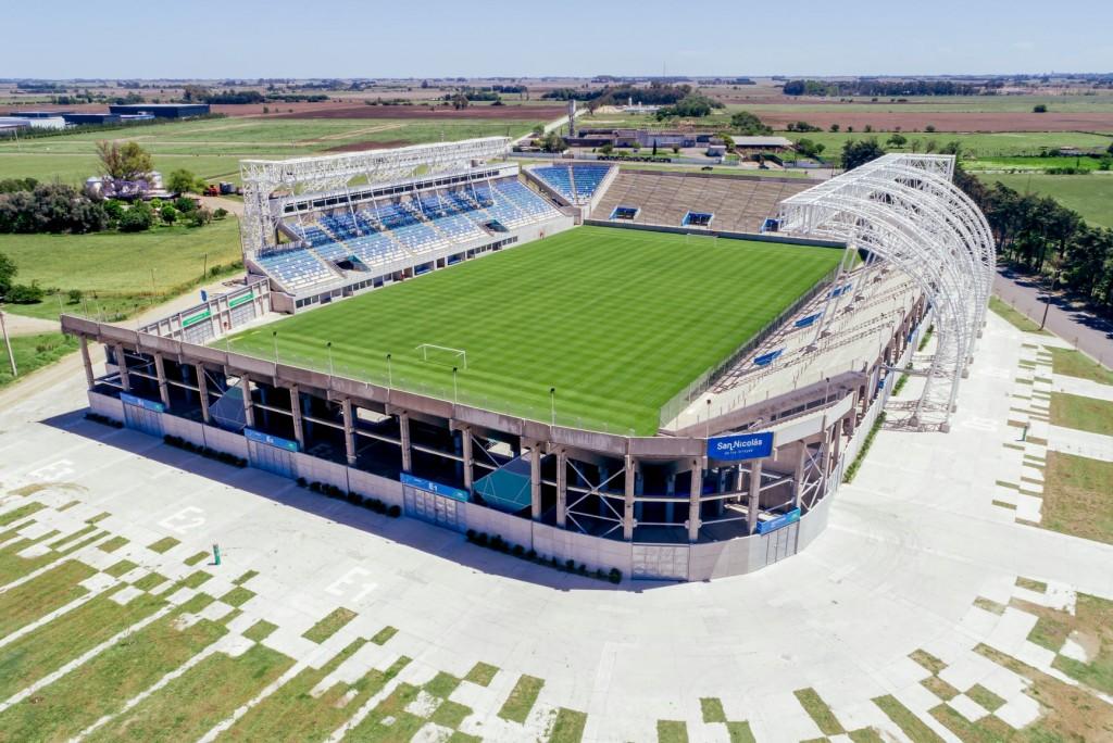 San Nicolás: El partido de La Copa Argentina que se disputará en el distrito será el día martes 12