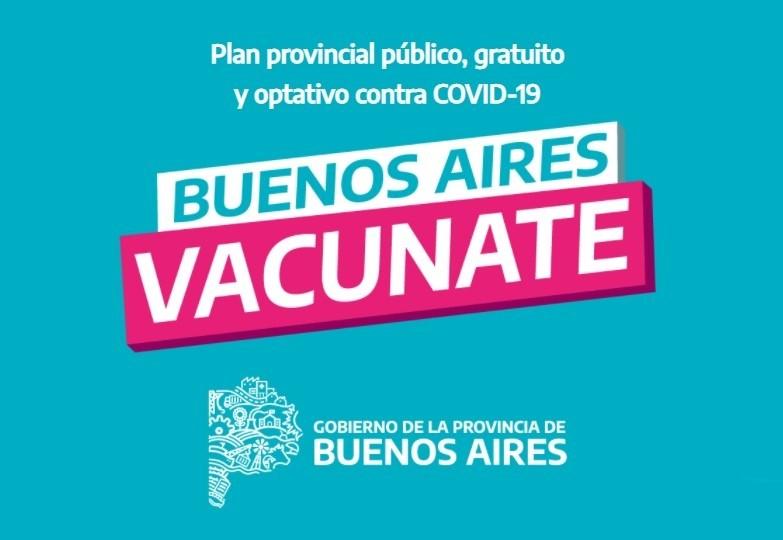 Gral. Villegas: Plan provincial público, gratuito y optativo contra COVID-19