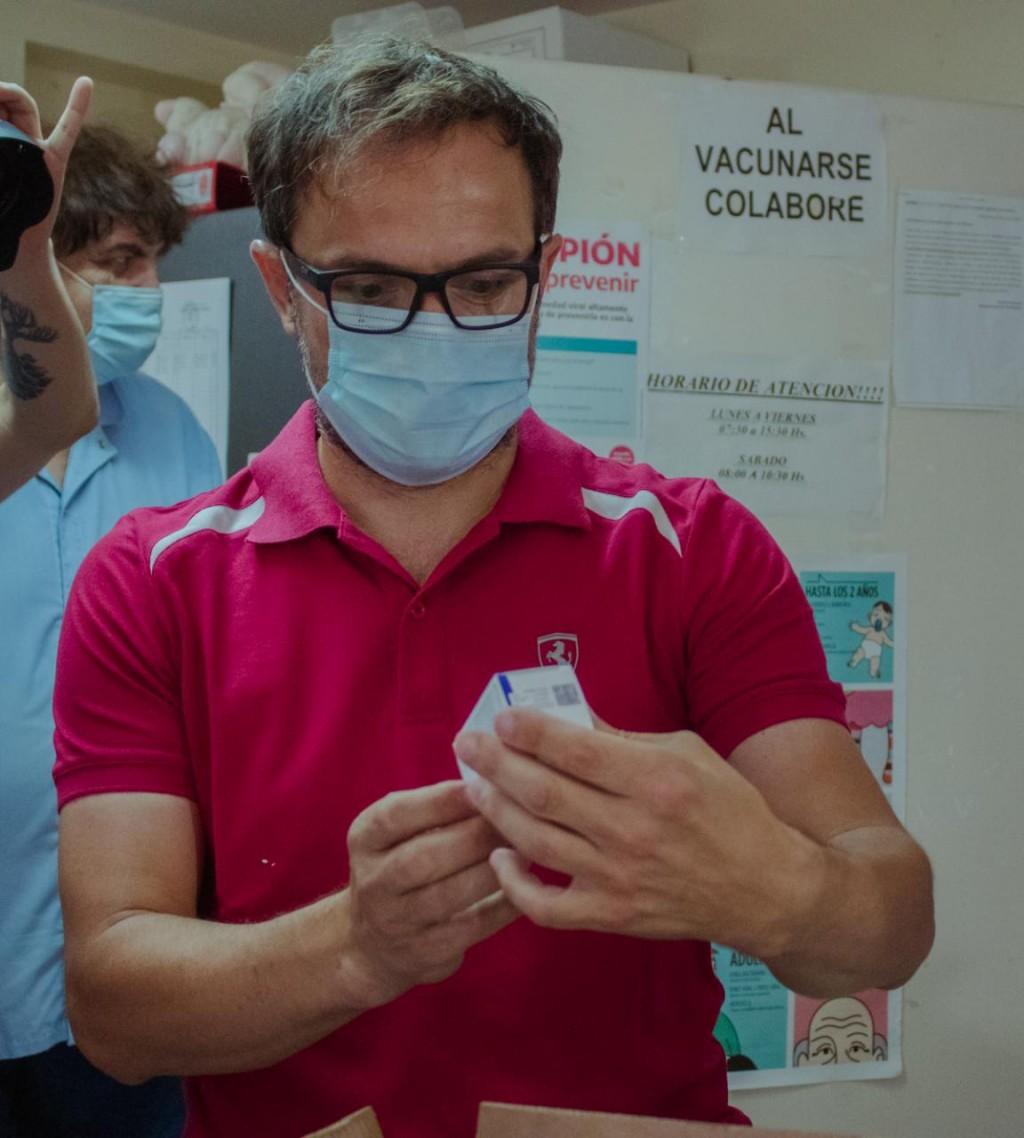 Campana: El Intendente anunció el lanzamiento de un programa de testeos rápidos