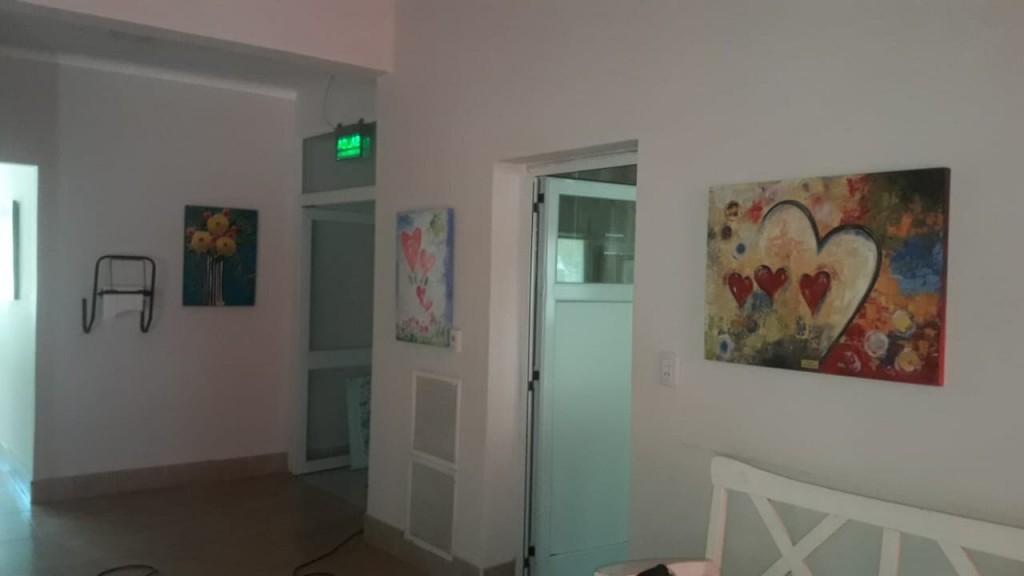 Gral. Villegas: Art@Hospital llegó a Piedritas