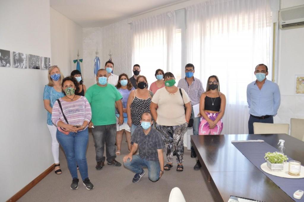 Berisso: Conformación de la Mesa de Coordinación local de vacunación COVID-19