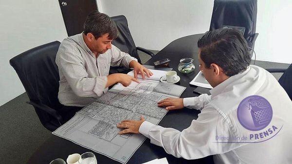 H. Yrigoyen: Presentación de certificación y proyectos en el ENOHSA