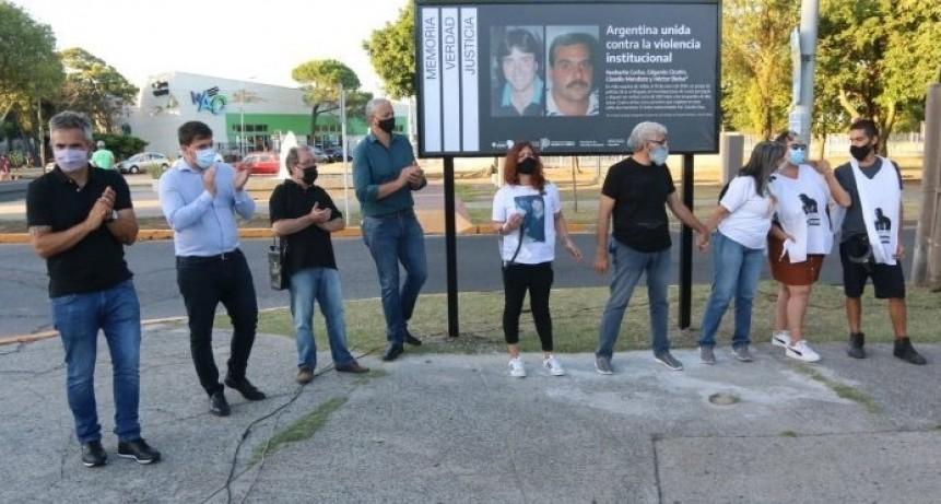 Avellaneda: El intendente Chornobroff participó del homenaje a las víctimas de la Masacre de Wilde