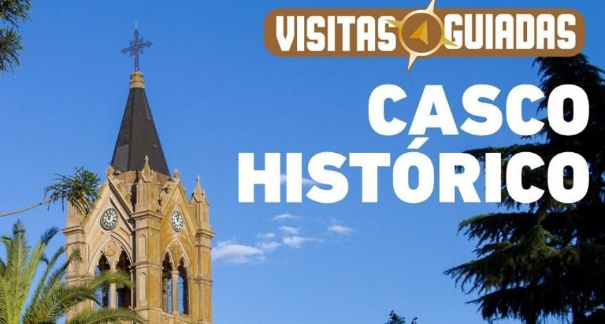 Baradero: Fin de semana de visitas guiadas en el Casco Histórico y en el Cementerio Local