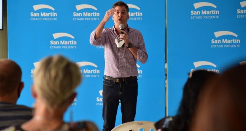 San Martín pone en marcha el Programa de revinculación escolar Conectar de Nuevo