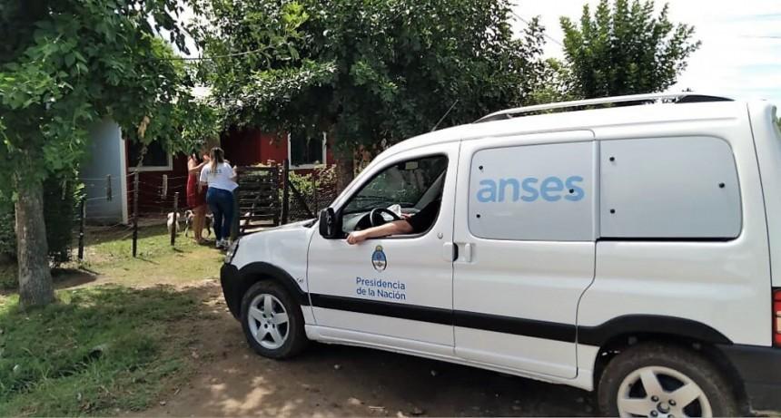 Luján: Anses y Municipio ponen en marcha el Operativo Acercar
