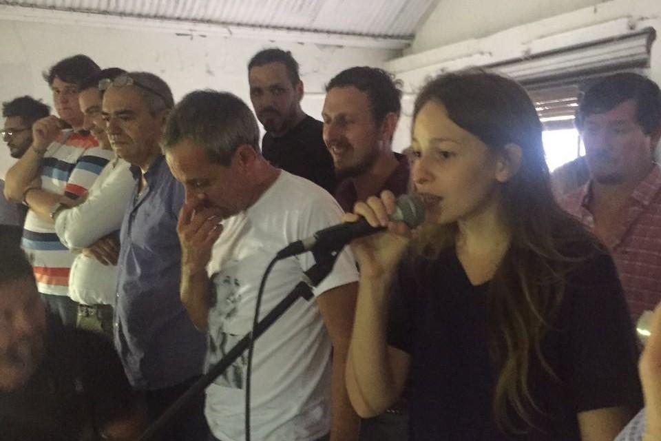 San Nicolás: Jóvenes peronistas en importante jornada por la unidad