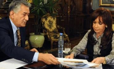 """Alberto Rodríguez Saa: """"La reunión con Cristina fue muy amable, hablamos de trabajar en la unidad del peronismo"""""""