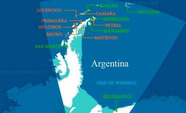 22 de febrero: Día de la Antártida Argentina - 104 años de Soberanía Nacional