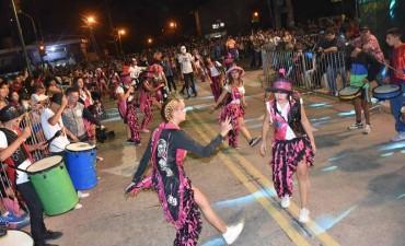 Merlo: Más de 50 mil personas disfrutaron de los Carnavales en la Plaza Bicentenario