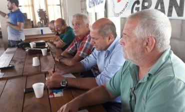 Mario Secco encabezó un plenario opositor en Villa Gesell