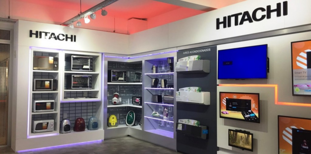 Hitachi cierra sus oficinas comerciales y traslada su centro operativo a Brasil