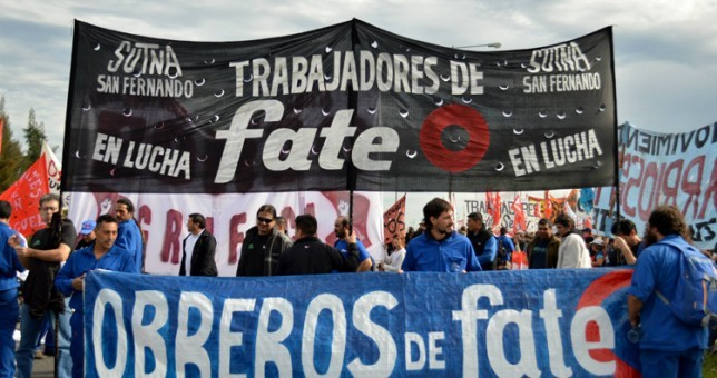 Denuncian a FATE por maniobras perjudiciales para los trabajadores