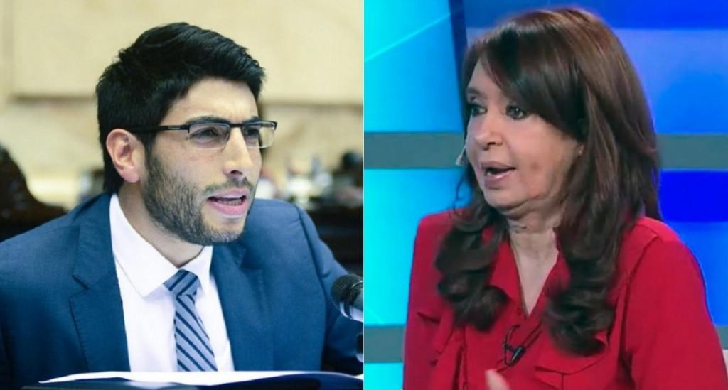 "Facundo Moyano: ""Me gustaría una fórmula con Cristina Presidenta y Massa Gobernador"""