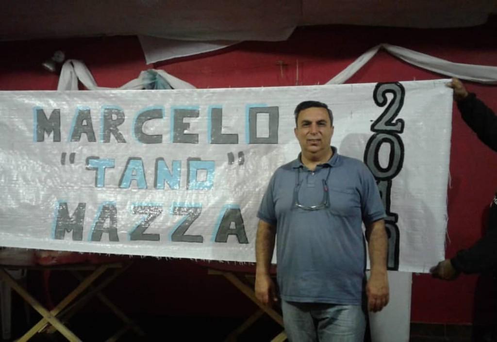 """Marcelo Mazza: """"Estoy apoyado por peronistas de base que sienten la necesidad de que se produzca una renovación desde lo político"""""""