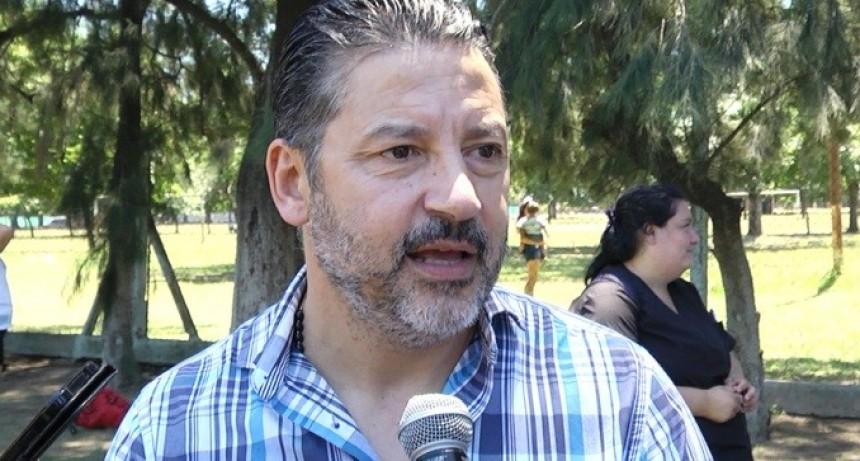 """Gustavo Menéndez: """"La disolución de la Secretaría de Deportes es una mala decisión"""""""