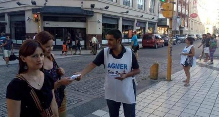 Entre Ríos: La CTA de Paraná convoca a una Marcha contra los tarifazos para el 14F