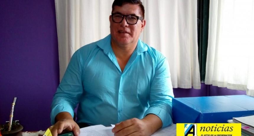 """Raúl Taborda: """"Macri pretende que se terminen las oportunidades de igualdad en el deporte"""""""
