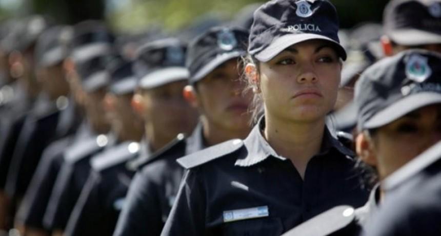 Violencia de género: Mujeres policías se niegan a reprimir las marchas