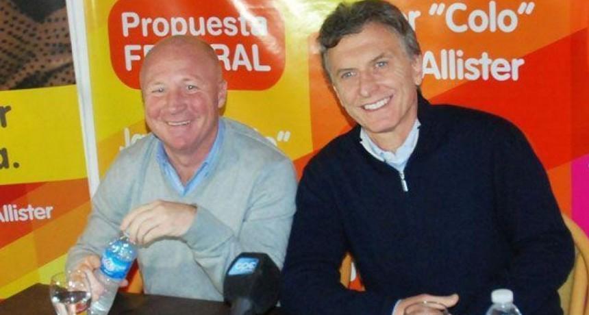 La Pampa: Perdió Mac Allister el candidato de Macri, en la interna de Cambiemos