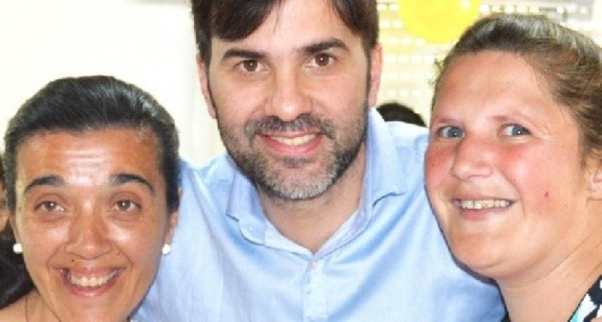 Castelli: El intendente Echarren otorgará un 50% de aumento a los municipales