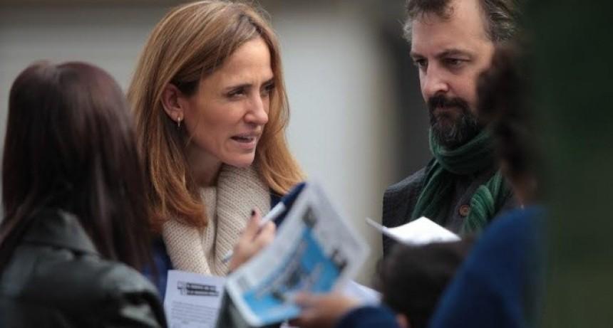"""Toloza Paz: """"Los servicios públicos son derechos esenciales y no mercancía en manos de unos pocos"""""""