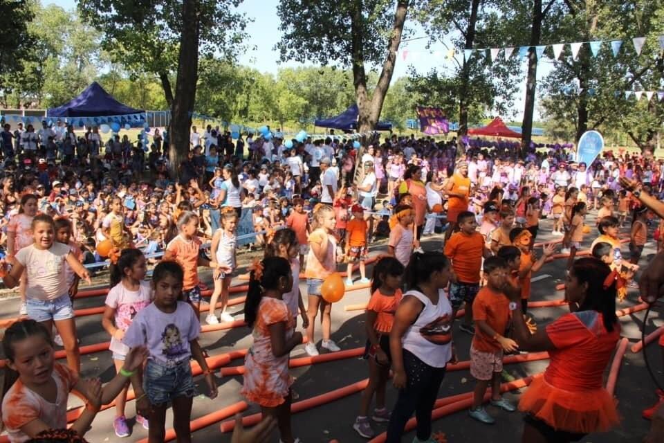 San Miguel: Con una mega fiesta celebraron los 12 años de las colonias y el cierre de la edición 2020