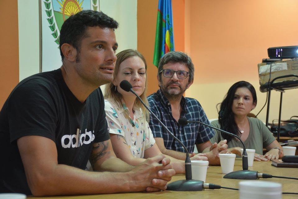 Gral. Rodríguez: Reunión para diseñar estrategias de abordaje de infecciones respiratorias agudas