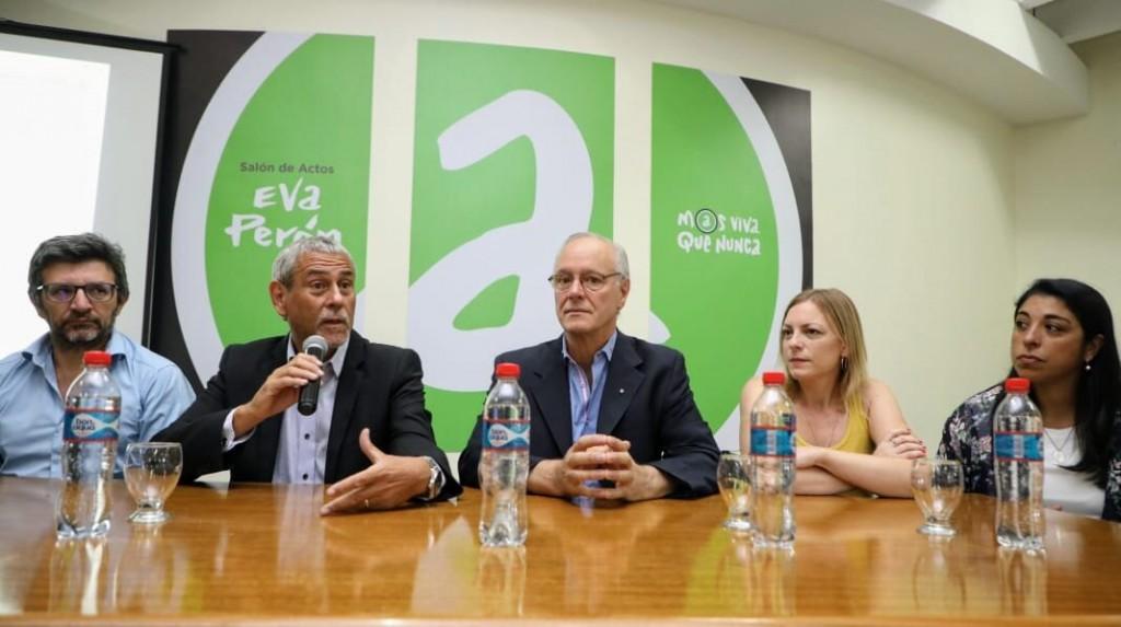 Avellaneda: Ferraresi participó de una mesa sobre la prevención de las Infecciones Respiratorias Agudas