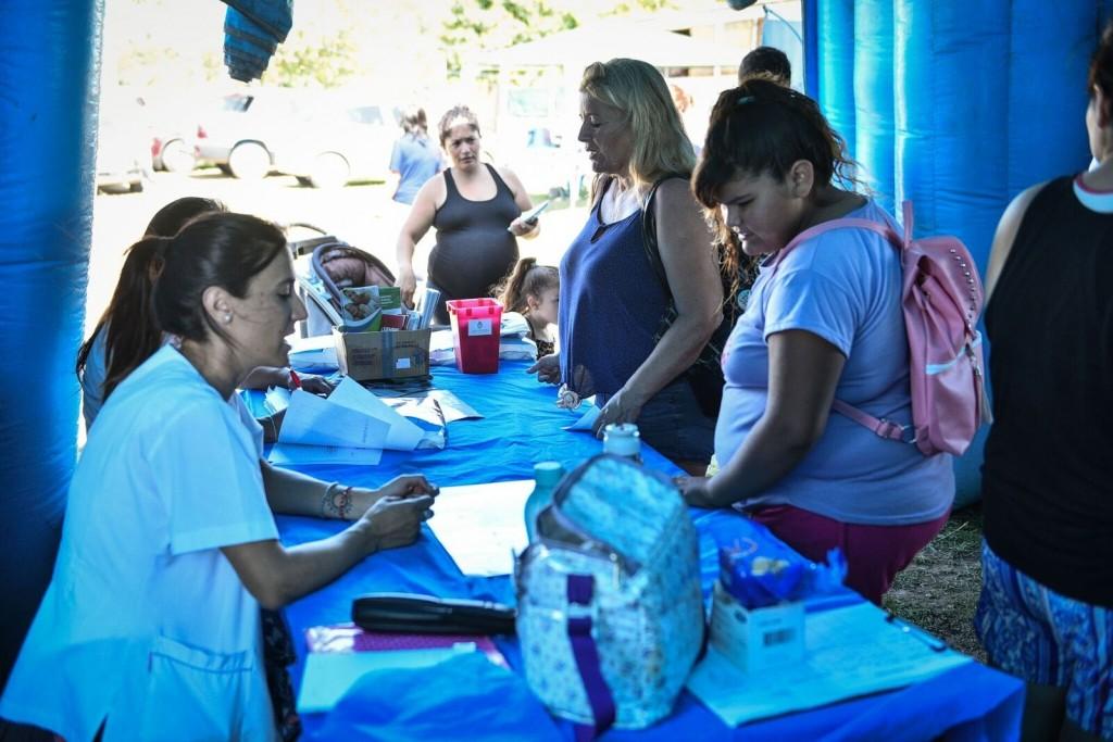 Escobar: Esta semana el operativo sanitario integral acompaña al programa AlimentAR