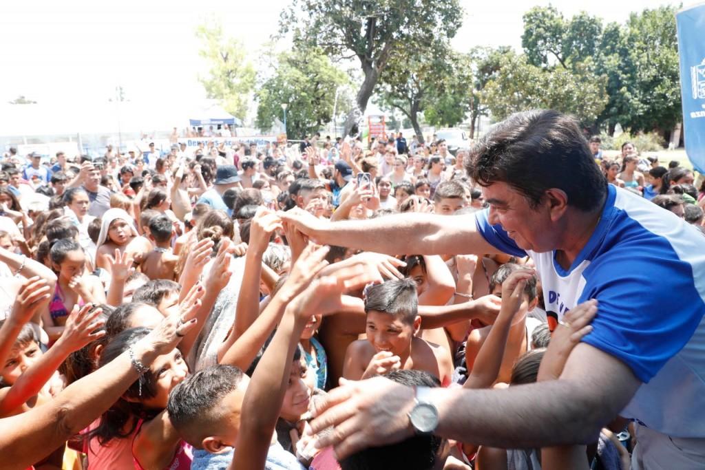 La Matanza: 200.000 personas participaron de las Colonias de Verano
