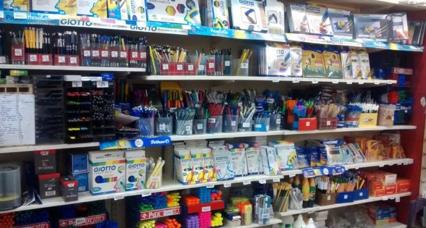 Junín: Convocatoria a librerías para armar una Canasta Básica Escolar