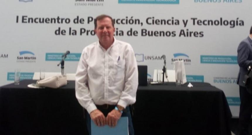 Mercedes participó del Primer Encuentro de Producción, Ciencia y Tecnología de la Provincia