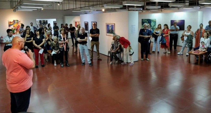 Luján: El Museo de Bellas Artes ´Fernán Félix de Amador´ inauguró su ciclo de actividades