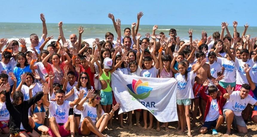 Escobar: El programa Mi Primer Viaje al Mar incluyó a jóvenes con discapacidad