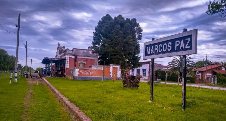 El FFCC Belgrano Sur permitirá a los vecinos de Marcos Paz llegar a CABA en 90 minutos
