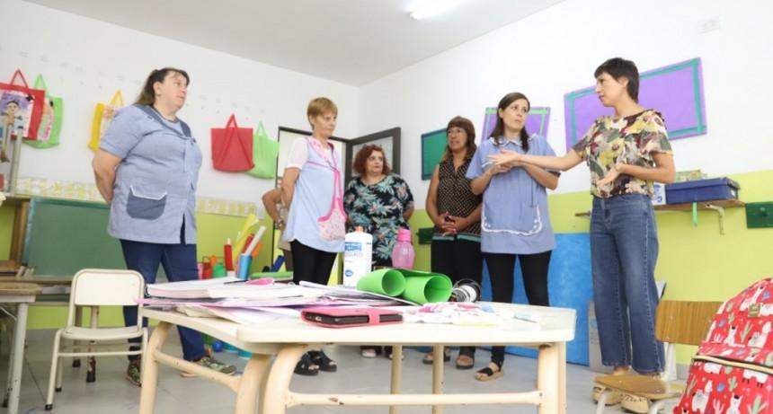Quilmes: Mayra Mendoza anunció el pago de la Ayuda Escolar Anual