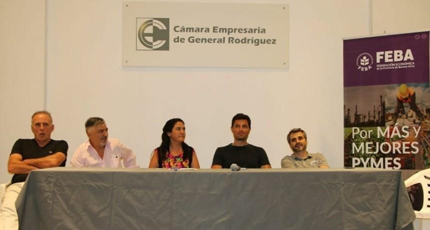 Gral. Rodríguez: Del lunes 17 al miércoles 19 se entregará la Tarjeta AlimentAR