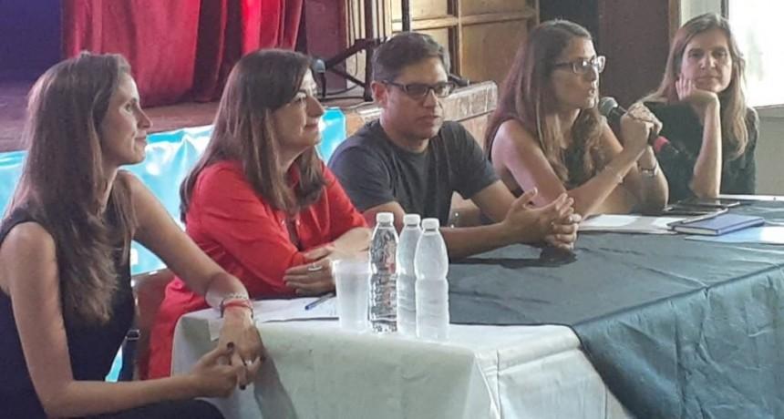 Zárate: Municipio participa de un foro contra la violencia de género