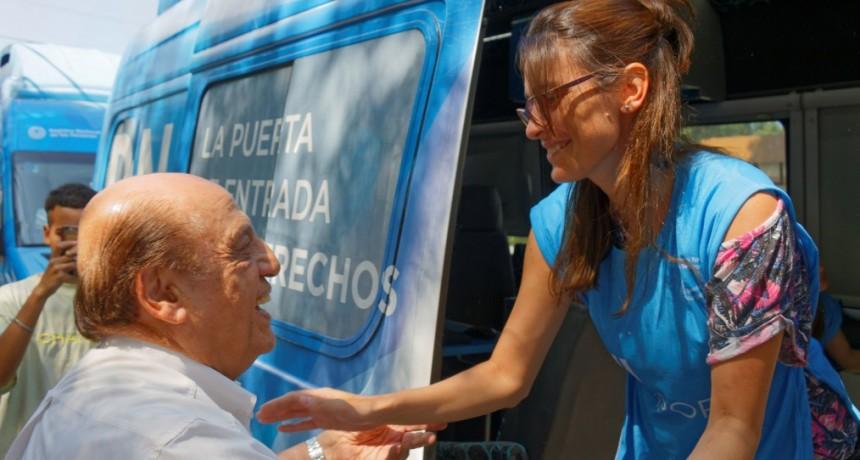 """Berazategui: Culminaron dos jornadas de """"El Estado en tu Barrio"""", con servicios de tramitación gratuitos"""