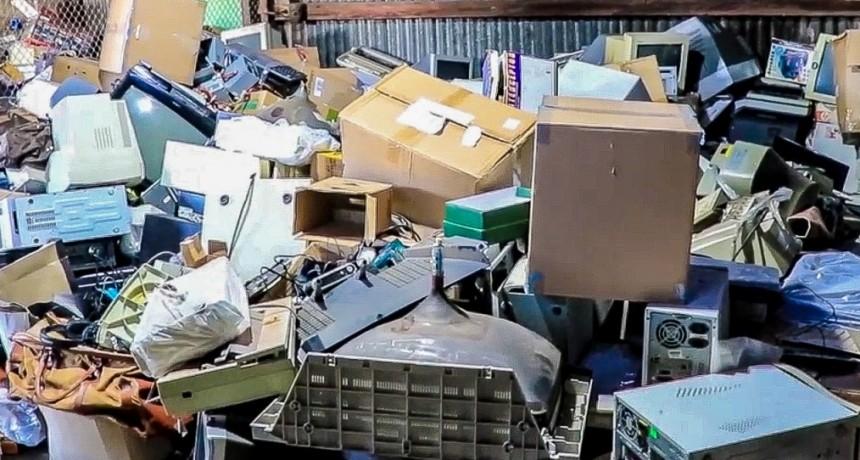 Junín: Entre el 2 y 7 de marzo se realizará la campaña de recolección de residuos electrónicos
