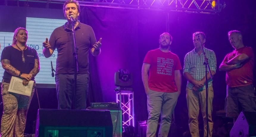 """Luján: Más de 15 mil personas disfrutaron del último día de """"Música en la Plaza"""" 2020"""